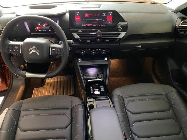 Photo miniature de la Citroën C4 BlueHDi 130ch S&S Shine EAT8 2020 d'occasion