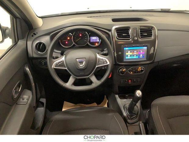 Photo miniature de la Dacia Logan 1.0 SCe 75ch PRESTIGE PLUS 2018 d'occasion