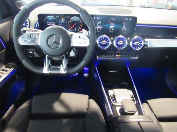 Photo miniature de la Mercedes GLB 35 AMG 306ch 4Matic 8G DCT Speedshift AMG 2020 d'occasion