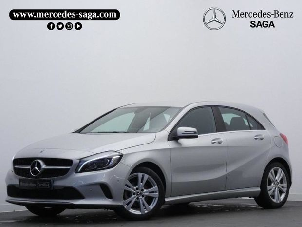 Photo miniature de la Mercedes Classe A 180 d Sensation 7G-DCT 2017 d'occasion