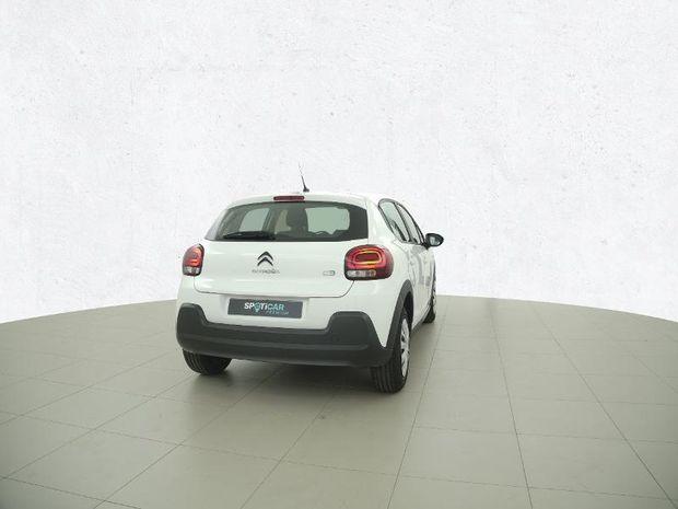 Photo miniature de la Citroën C3 BlueHDi 75ch Feel Business S&S 2018 d'occasion