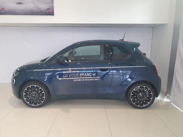 Photo miniature de la Fiat 500 e 118 ch Icône Plus 2020 d'occasion
