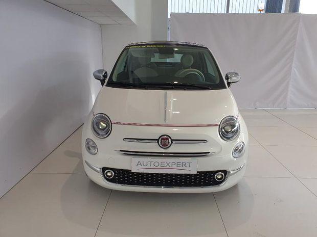 Photo miniature de la Fiat 500 C 1.0 70 ch BSG Dolcevita 2020 d'occasion