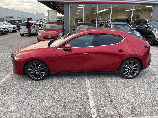 Photo miniature de la Mazda Mazda3 5 portes 2.0L SKYACTIV-G M Hybrid 122 ch BVA6 Sportline 2019 d'occasion