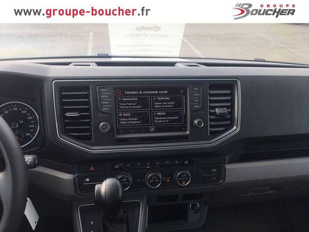Photo miniature de la Volkswagen Crafter e- VAN 35 L3H3 68 CH BVA 2020 d'occasion