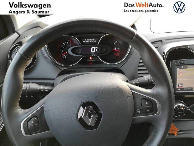 Photo miniature de la Renault Captur TCe 120 Energy Intens EDC 2016 d'occasion