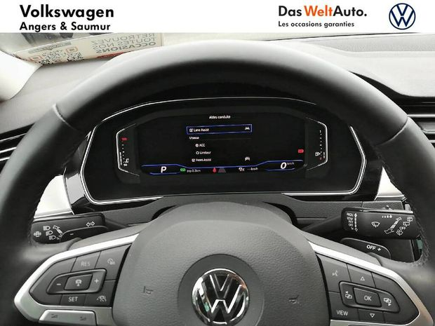 Photo miniature de la Volkswagen Passat SW 2.0 TDI EVO 150 DSG7 Lounge 2019 d'occasion