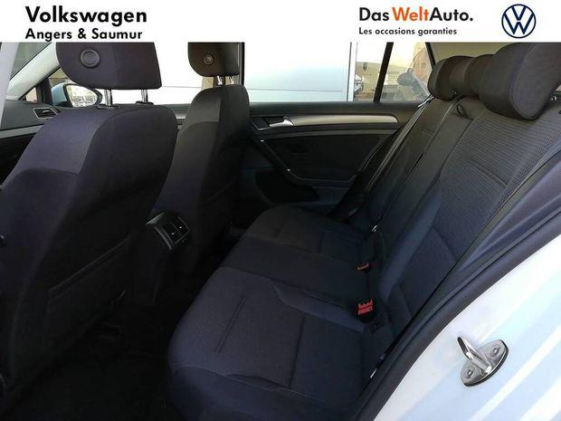 Photo miniature de la Volkswagen Golf 1.6 TDI 115 FAP BVM5 Confortline 2019 d'occasion