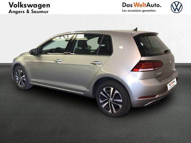 Photo miniature de la Volkswagen Golf 1.6 TDI 115 FAP BVM5 IQ.DRIVE 2019 d'occasion