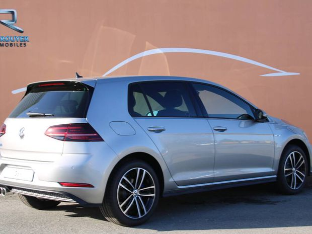 Photo miniature de la Volkswagen Golf Hybride Rechargeable 1.4 TSI 204 DSG6 GTE 2020 d'occasion