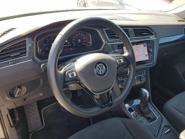 Photo miniature de la Volkswagen Tiguan 2.0 TDI 150 DSG7 Carat 2020 d'occasion