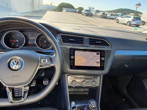 Photo miniature de la Volkswagen Tiguan 2.0 TDI 150 Connect 2019 d'occasion