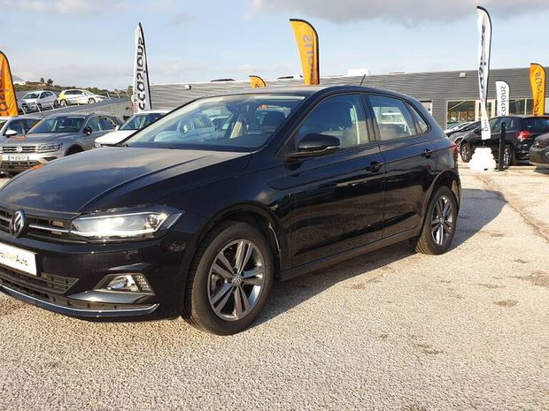 Photo miniature de la Volkswagen Polo 1.0 TSI 115 S&S DSG7 Carat 2019 d'occasion