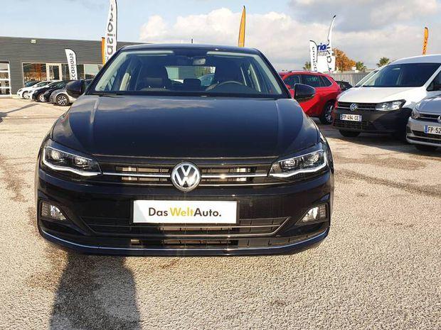 Photo miniature de la Volkswagen Polo 1.0 TSI 115 S&S BVM6 Carat 2020 d'occasion