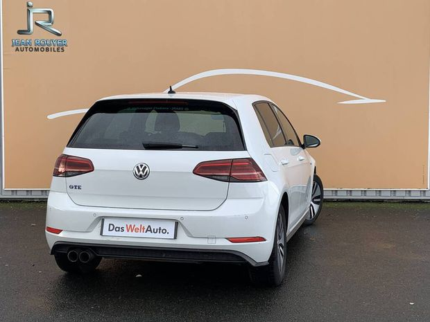 Photo miniature de la Volkswagen Golf 1.4 TSI 204 Hybride Rechargeable DSG6 GTE 2017 d'occasion