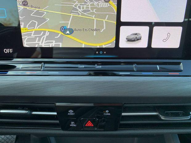 Photo miniature de la Volkswagen Golf 2.0 TDI SCR 150 DSG7 Style 1st 2020 d'occasion