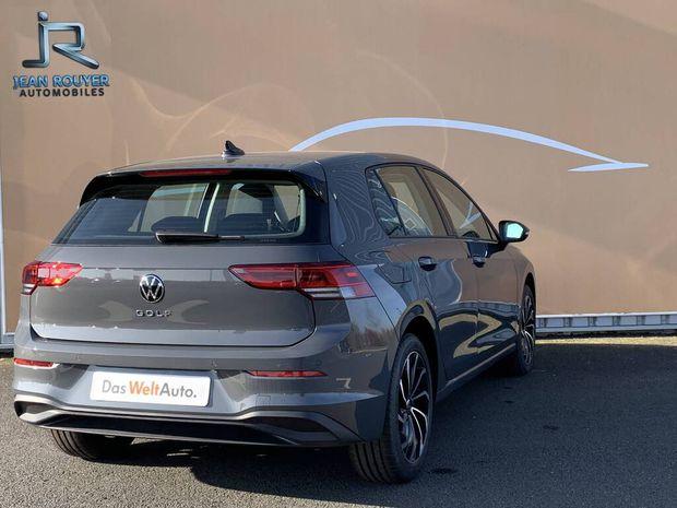 Photo miniature de la Volkswagen Golf 2.0 TDI SCR 115 BVM6 Life 1st 2020 d'occasion