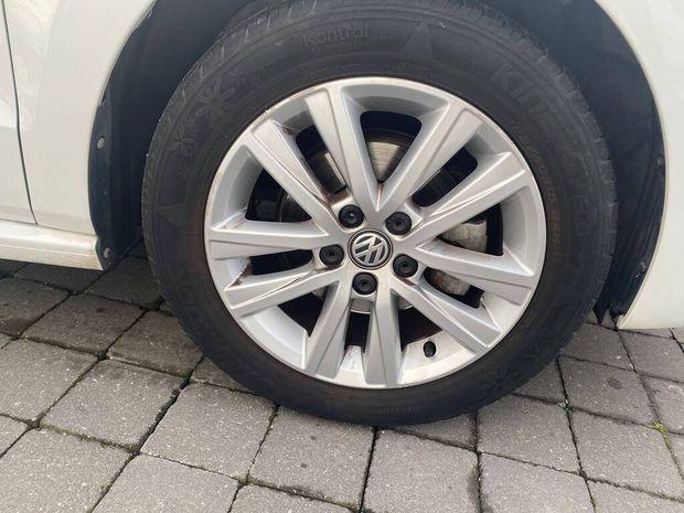 Photo miniature de la Volkswagen Polo 1.0 60 Confortline 2017 d'occasion