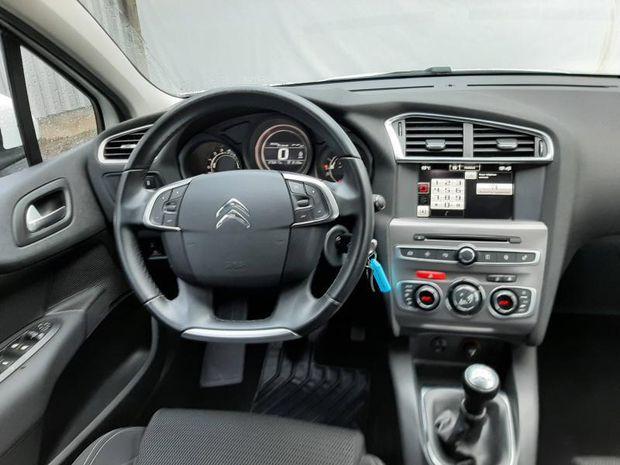 Photo miniature de la Citroën C4 PureTech 110ch Feel 2017 d'occasion