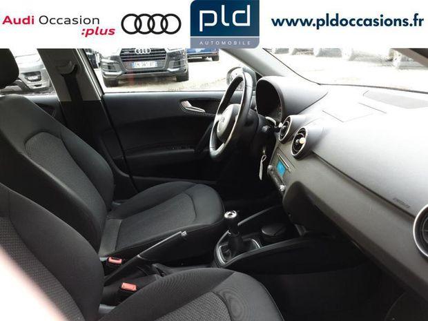 Photo miniature de la Audi A1 Sportback 1.0 TFSI 95ch ultra 2017 d'occasion