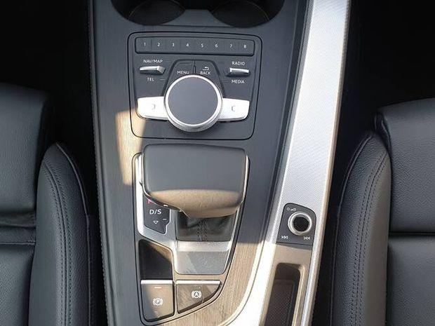 Photo miniature de la Audi A4 Avant 40 TFSI 190 S tronic 7 Design Luxe 2019 d'occasion