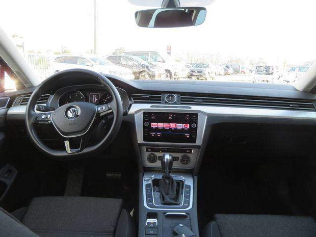 Photo miniature de la Volkswagen Passat SW 1.6 TDI 120 DSG7 Confortline Business 2019 d'occasion