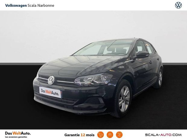 Photo miniature de la Volkswagen Polo 1.0 TSI 95 S&S BVM5 Confortline 2018 d'occasion