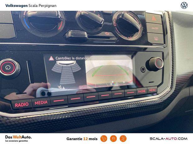 Photo miniature de la Volkswagen Up 1.0 60 BlueMotion Technology BVM5 Lounge 2020 d'occasion