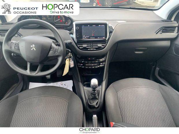 Photo miniature de la Peugeot 208 BlueHDi 100ch BVM6 Active 2018 d'occasion