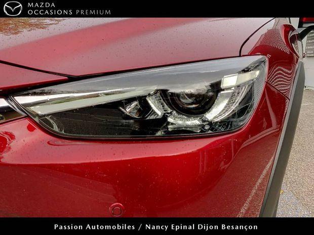Photo miniature de la Mazda CX3 CX-3 2.0L Skyactiv-G 121 BVA6 Selection 2020 d'occasion