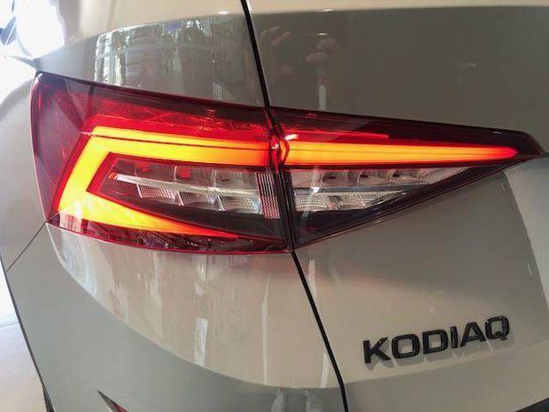 Photo miniature de la Skoda Kodiaq 2.0 TDI 190 SCR DSG7 4x4 7pl Sportline 2020 d'occasion