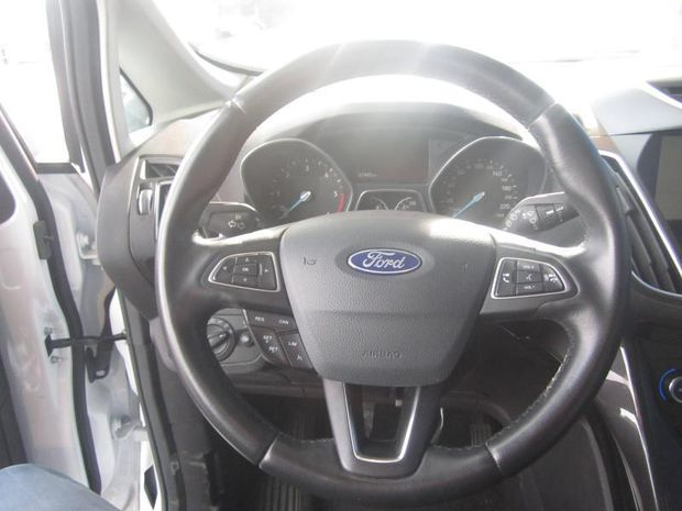 Photo miniature de la Ford Grand C-MAX 1.5 TDCi 120ch Stop&Start Titanium Euro6.2 2018 d'occasion