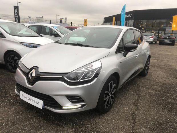 Photo miniature de la Renault Clio 0.9 TCe 90ch energy Limited 5p Euro6c 2019 d'occasion