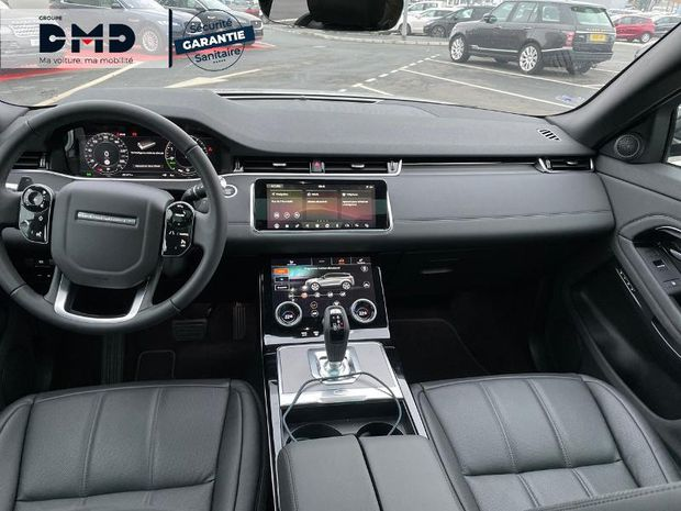 Photo miniature de la Land Rover Range Rover Evoque Evoque 1.5 P300e 309ch SE AWD BVA 11cv 2020 d'occasion