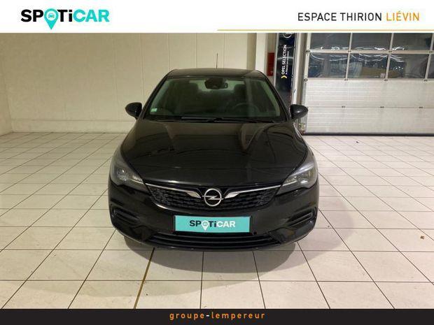 Photo miniature de la Opel Astra 1.2 Turbo 130ch Elegance 7cv 2020 d'occasion