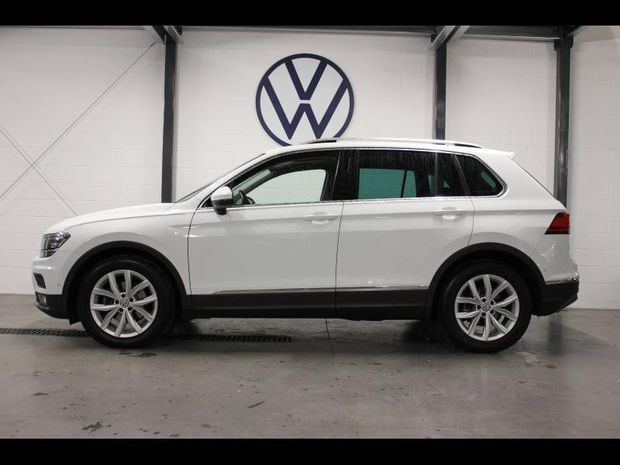 Photo miniature de la Volkswagen Tiguan 2.0 TDI 150ch BlueMotion Technology Carat 2018 d'occasion