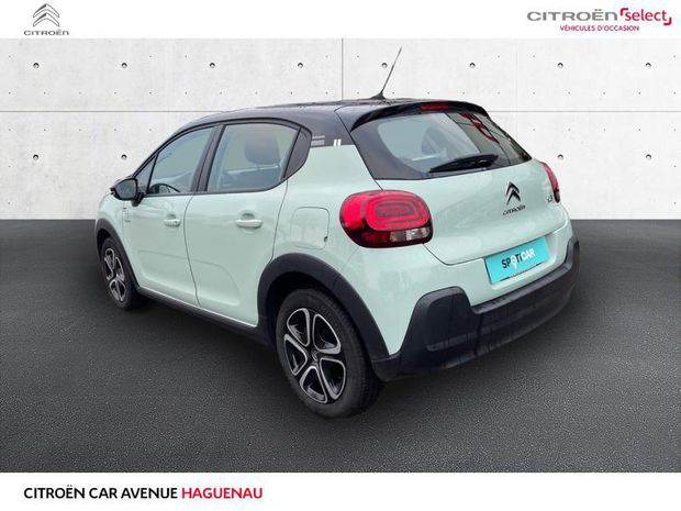 Photo miniature de la Citroën C3 ESSENCE 82 CV Graphic CAR PLAY GARANTIE 12 MOIS 2019 d'occasion