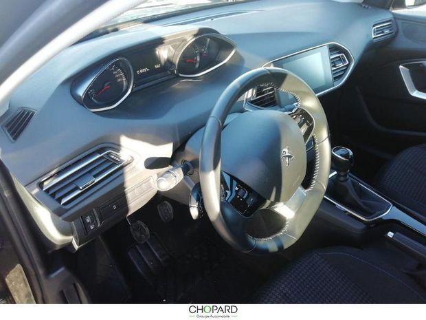 Photo miniature de la Peugeot 308 1.5 BlueHDi 100ch E6.c S&S Style 2020 d'occasion