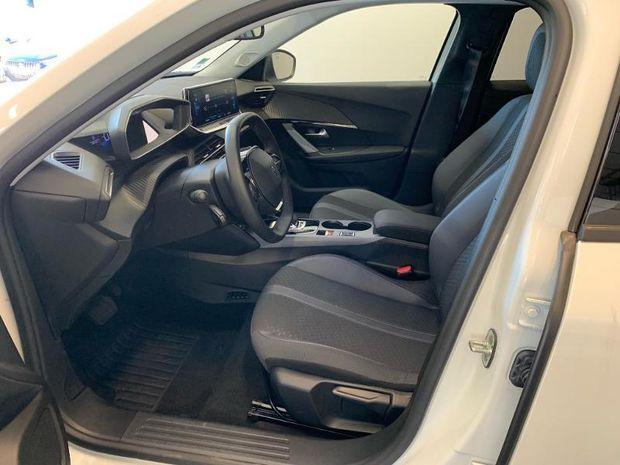 Photo miniature de la Peugeot 2008 e-2008 136ch Allure 2020 d'occasion