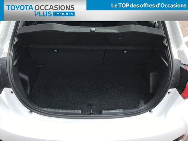 Photo miniature de la Toyota Yaris 100h France Business 5p RC19 2020 d'occasion