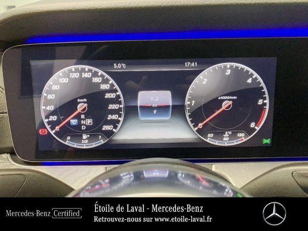 Photo miniature de la Mercedes Classe CLS 300 d 245ch AMG Line+ 9G-Tronic Euro6d-T 137g 2020 d'occasion