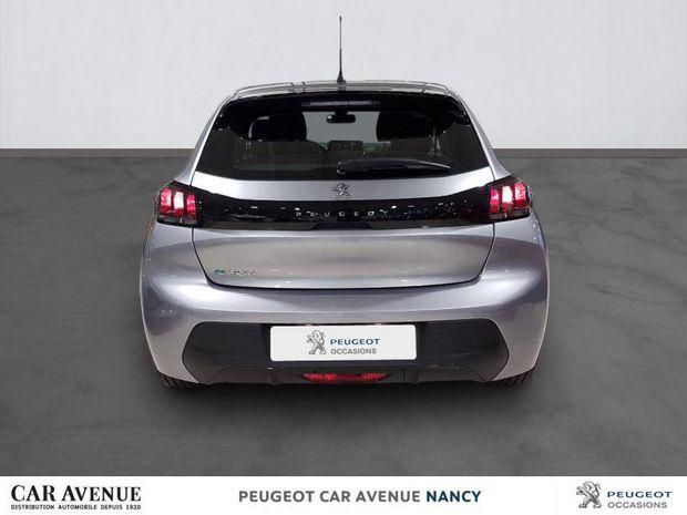 Photo miniature de la Peugeot 208 e-208 136ch Active 2020 d'occasion