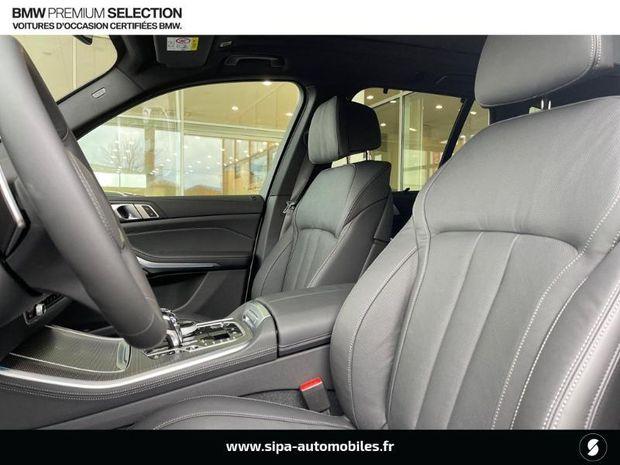 Photo miniature de la BMW X5 xDrive45eA 394ch M Sport 17cv 2021 d'occasion