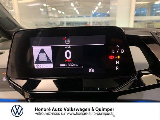 Photo miniature de la Volkswagen ID.3 204ch 1st MAX 2020 d'occasion