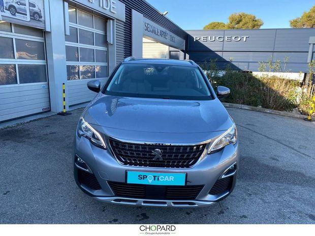 Photo miniature de la Peugeot 3008 Puretech 130ch S&S EAT8 Allure 2020 d'occasion