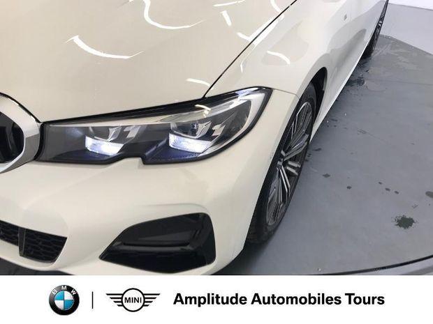 Photo miniature de la BMW Serie 3 318dA MH 150ch M Sport 2020 d'occasion