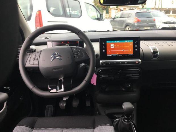Photo miniature de la Citroën C4 Cactus PureTech 110ch S&S C-Series E6.d 2020 d'occasion