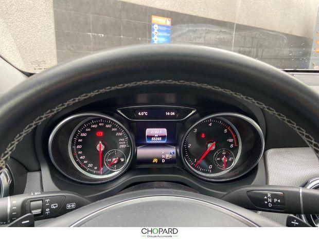 Photo miniature de la Mercedes GLA Classe  220 d Sensation 7G-DCT 2017 d'occasion