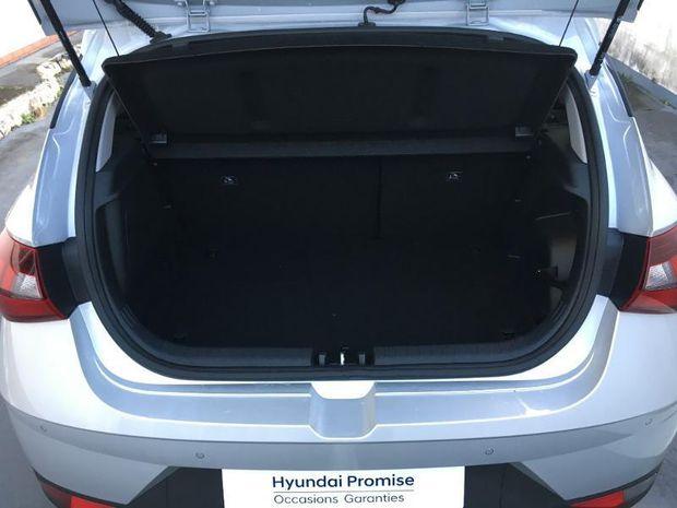 Photo miniature de la Hyundai i20 1.0 T-GDi 100ch Intuitive DCT-7 hybrid 2021 d'occasion