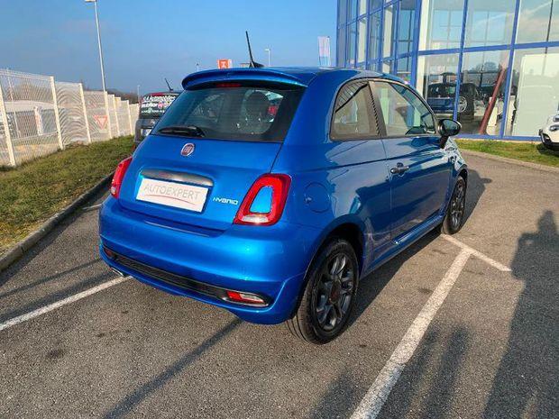 Photo miniature de la Fiat 500 1.0 70ch BSG S&S Sport 2021 d'occasion